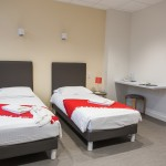 BPH Chambre accessible (triple) 2