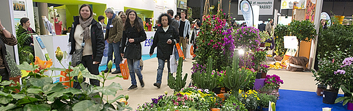 Salon du v g tal angers for Salon vegetal lyon