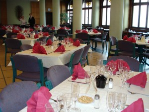 Salle festive